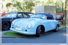 1954 - 1959 Porsche 356 A Speedster (01) (Georg Sander) Tags: pictures auto old blue wallpaper classic cars car azul vintage photo automobile foto shot image photos shots antique picture photograph fotos porsche vehicle oldtimer autos blau bild capture bilder speedster captures 356 automobil aufnahmen 356a aufnahme a