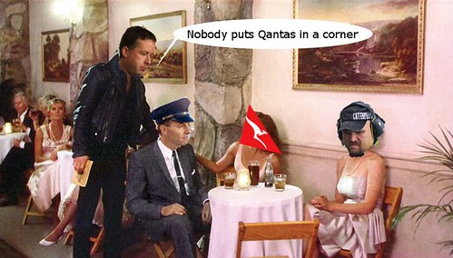 Nobody Puts Qantas in a Corner