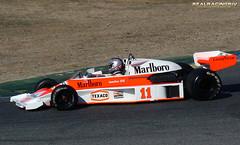 McLaren M23 - Jarama Vintage Festival