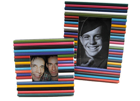 colored-pencil-picture-frame