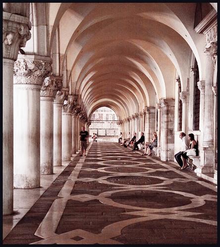San Marco plein by hans van egdom