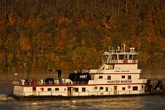 Danny L. Whitford (Joe Schneid) Tags: boat kentucky transportation louisville coal barge ohioriver towboat schneid inlandwaterway inlandwaterways americanwaterways huntermarine dannylwhitford joeschneid