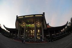 DSC_4571 (Ed Tsai Photography) Tags: city taiwan taipei d90 nikkor105mmf28fisheye