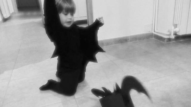 Enya murciélago