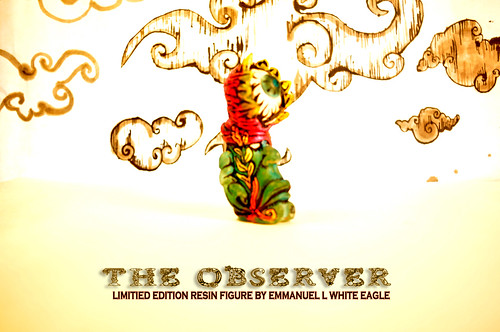 The Observer (coral pink)