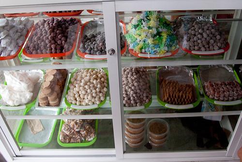 Roca Fuerte, Ecuador, Sweets