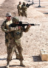 Pic 2 German Schtzenschnur qualification (NATO Training Mission-Afghanistan) Tags: afghanistan army german mazaresharif schtzenschnur natotrainingmission