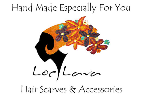 logo hand made for you by LocLava