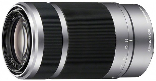 Sony E 55-210mm OSS SEL55210