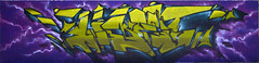 Solo - Uset (Youset) Tags: street art graffiti paint sydney australia walls koc uset ironlak liks youset