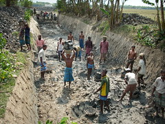 PN35-IFM-Re-excavation to hold water (Bangladesh)