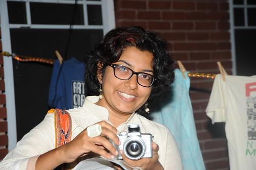 Filmmaker Haya Iqbal