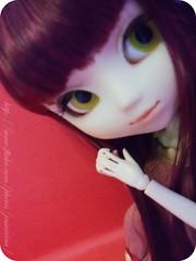 Yuna - Pullip My Melody (x_Jess) Tags: up close redhead melody pullip my