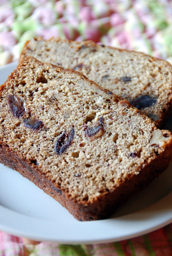Walnut-Date Bread