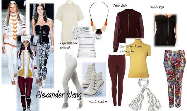 alexander wang ss12