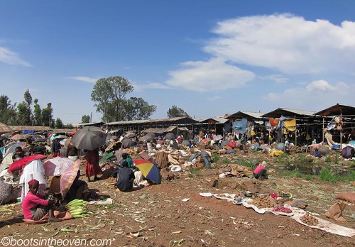 Saturday Market, Bahir Dar Ethiopia