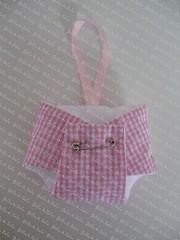 Sachê Perfumado (Golla & Zolla) Tags: lingerie patchwork sachês aniversário nascimento bebês portarecados lembrancinhas chaveiros