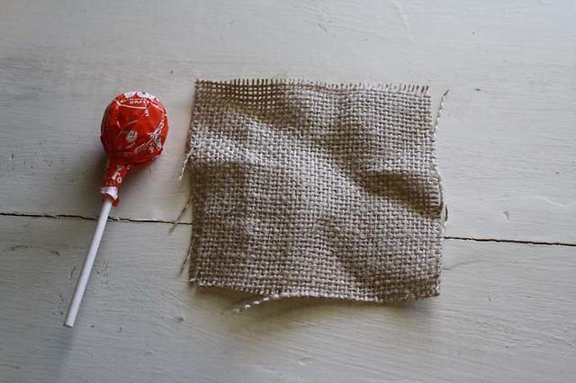 Tutoriais de Ação de Graças Lollipops