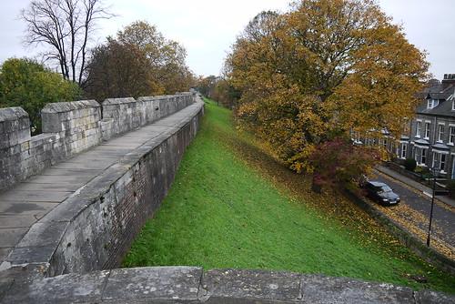 Town Walls - Autumn