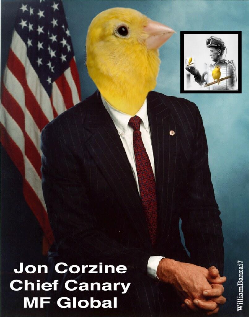 CANARY CORZINE