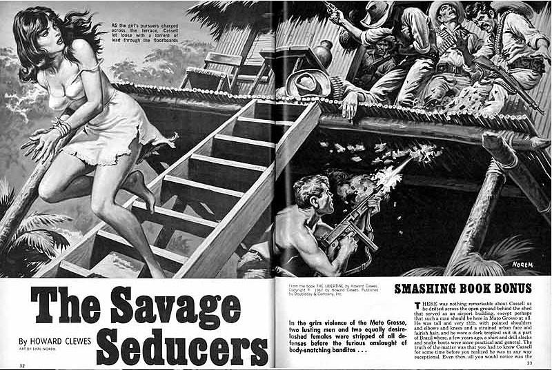 vintage cover art
