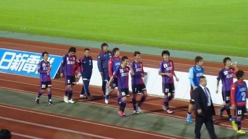 2011/11 J2第35節 京都vs東京V #02