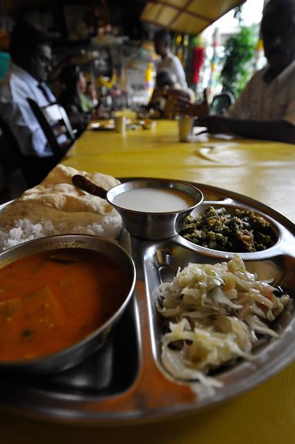 Sathiyanery Vegetarian Place ...