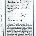 Simon Vestdijk aan Willem Brakman (2) thumbnail