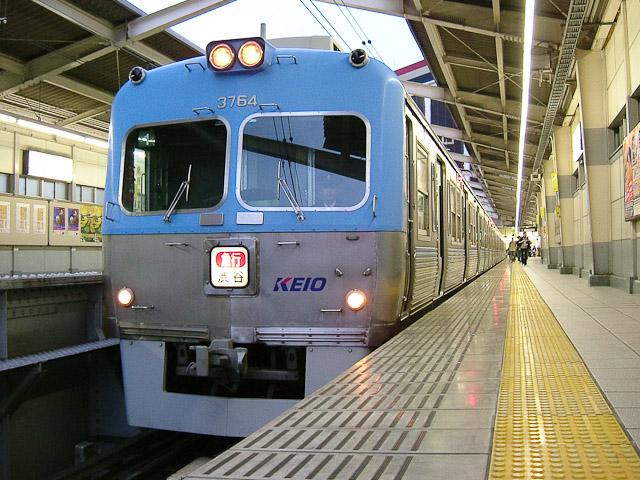 京王電鉄井の頭線 3000系3014F 1運行