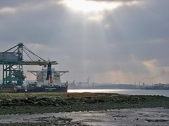 Tees- View 32 (Kev's.Pix) Tags: river coast ship cleveland teesside tees rivertees teesport britishrivers shipsonthetees