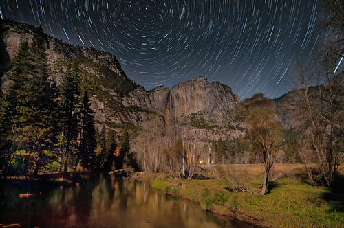 Yosemite at Night by Harold Davis