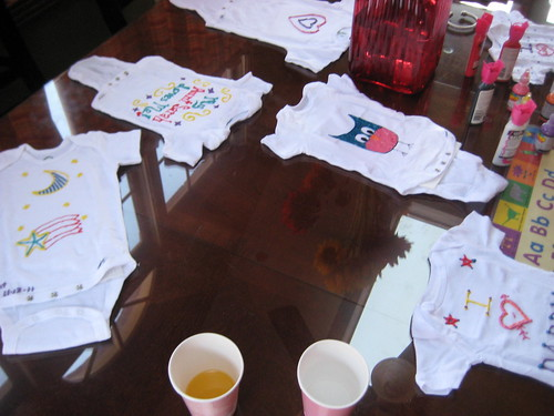 Boo's Baby Shower