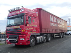 m d mackay MD11DAF (corkyceosboy) Tags: fish plant j volvo factory tipper d c salmon lewis m mackenzie western council mackay harris isle isles sucker hire sons econ stornoway foden amk haulage gulley maciver gritter laxay