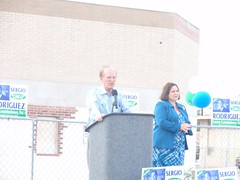 "Judge Wolff and Sen Van de Putte • <a style=""font-size:0.8em;"" href=""http://www.flickr.com/photos/65105168@N06/6377191465/"" target=""_blank"">View on Flickr</a>"
