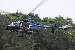 Alabama State Troopers Bell 407 N407SA (Flightline Aviation Media) Tags: bell aircraft aviation alabama police airshow helicopter 407 3a1 stockphoto stat