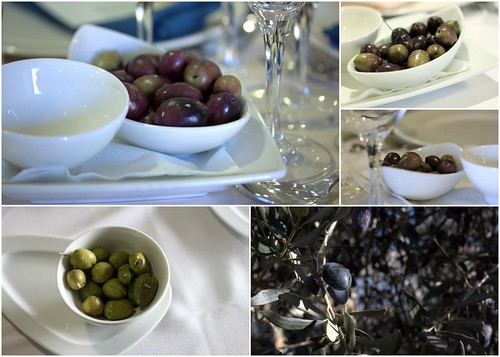 Olives at Lunch