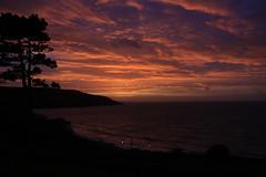 (GoodMorningWorld) Tags: sunset isleofwight totlandbay