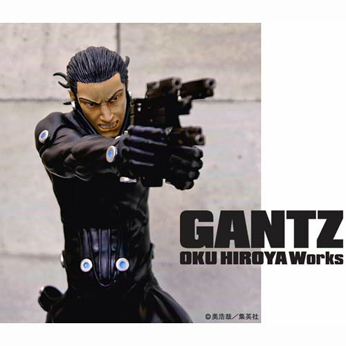 GANTZ加藤勝登場奮戰!