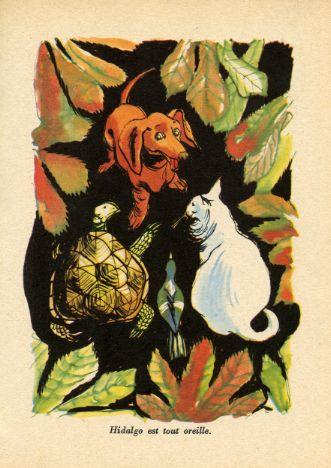 Un petit chien et ses copains, by René GUILLOT -image-50-150