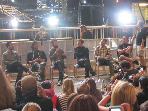 Linkin Park Q&A