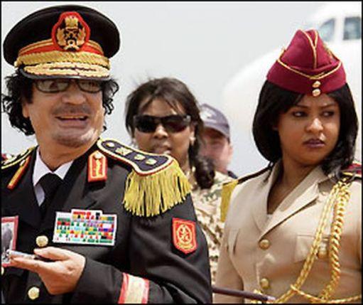 wanita Khadafi
