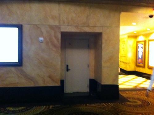 Caesars mystery door