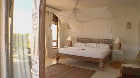 Family Room of The Majlis Hotel, Lamu - Idyllic, Luxurious, Stylish...Unique!