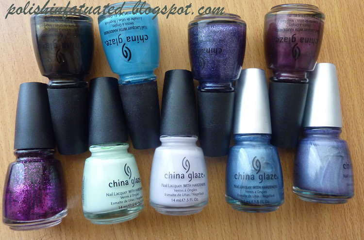 stash - china glaze