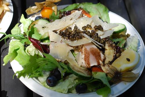 Albacore Tuna Carpaccio