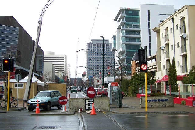 Christchurch today