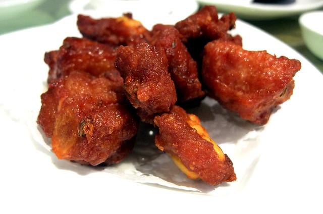 Deep Fried Nam Yue Pork Ribs