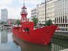 Feuerschiff in Rotterdam (Priska B.) Tags: holland rotterdam nederland nl feuerschiff niederlanden leuchtschiff wbnawnl