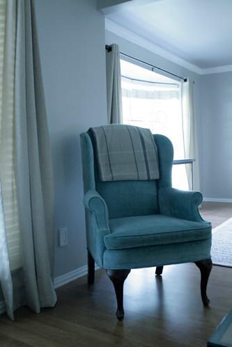 Sitting Room Redo
