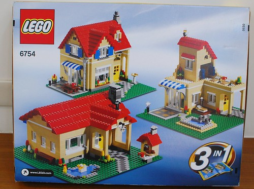 LEGO 6754 Family Home